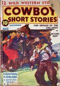 Cowboy Short Stories (1938-1940 Columbia Publications) Pulp Vol. 2 #4