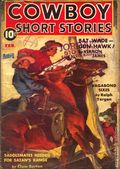 Cowboy Short Stories (1938-1940 Columbia Publications) Pulp Vol. 2 #5