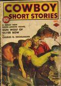 Cowboy Short Stories (1938-1940 Columbia Publications) Pulp Vol. 2 #6