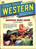 Crack-Shot Western (1939-1941 Frank A. Munsey Company) Pulp Vol. 1 #5