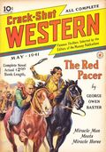 Crack-Shot Western (1939-1941 Frank A. Munsey Company) Pulp Vol. 1 #6