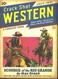 Crack-Shot Western (1939-1941 Frank A. Munsey Company) Pulp Vol. 2 #1