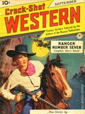 Crack-Shot Western (1939-1941 Frank A. Munsey Company) Pulp Vol. 2 #2