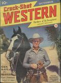Crack-Shot Western (1939-1941 Frank A. Munsey Company) Pulp Vol. 2 #3