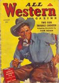 All Western Magazine (1931-1943 Dell Publishing) Pulp Vol. 26 #76