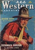 All Western Magazine (1931-1943 Dell Publishing) Pulp Vol. 27 #79