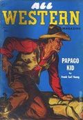 All Western Magazine (1931-1943 Dell Publishing) Pulp Vol. 28 #2