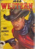 All Western Magazine (1931-1943 Dell Publishing) Pulp Vol. 28 #3