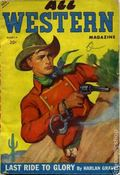 All Western Magazine (1931-1943 Dell Publishing) Pulp Vol. 29 #2