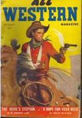 All Western Magazine (1931-1943 Dell Publishing) Pulp Vol. 30 #1