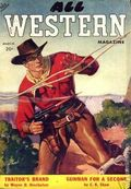 All Western Magazine (1931-1943 Dell Publishing) Pulp Vol. 30 #3