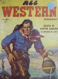 All Western Magazine (1931-1943 Dell Publishing) Pulp Vol. 31 #1