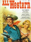 All Western (1950-1951 Dell Publishing) Pulp Vol. 1 #1