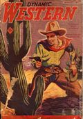 Dynamic Western Stories (1941-1942 Adam Publishing Company) Pulp Vol. 1 #2