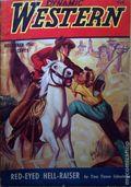 Dynamic Western Stories (1941-1942 Adam Publishing Company) Pulp Vol. 1 #6