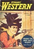 Dynamic Western Stories (1941-1942 Adam Publishing Company) Pulp Vol. 2 #2