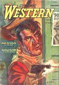 Dynamic Western Stories (1941-1942 Adam Publishing Company) Pulp Vol. 2 #6