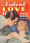 Ardent Love (1934 A.A. Wyn) Pulp Vol. 1 #5