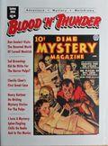 Blood n Thunder (2002-Present Ed Hulse) Pulp Fanzine 7
