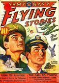 Army-Navy Flying Stories (1942-1945 Standard Magazines) Pulp Vol. 1 #1