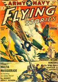 Army-Navy Flying Stories (1942-1945 Standard Magazines) Pulp Vol. 1 #3