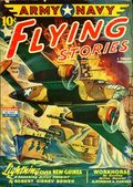 Army-Navy Flying Stories (1942-1945 Standard Magazines) Pulp Vol. 3 #2