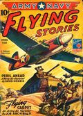 Army-Navy Flying Stories (1942-1945 Standard Magazines) Pulp Vol. 3 #3