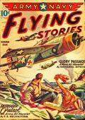 Army-Navy Flying Stories (1942-1945 Standard Magazines) Pulp Vol. 4 #1