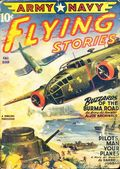 Army-Navy Flying Stories (1942-1945 Standard Magazines) Vol. 4 #2