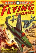 Army-Navy Flying Stories (1942-1945 Standard Magazines) Pulp Vol. 4 #3