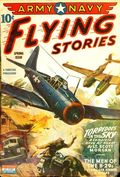 Army-Navy Flying Stories (1942-1945 Standard Magazines) Pulp Vol. 5 #1