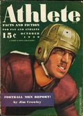 Athlete (1939-1940 Street & Smith) Pulp Vol. 1 #3