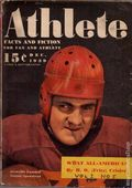 Athlete (1939-1940 Street & Smith) Pulp Vol. 1 #5