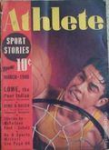 Athlete (1939-1940 Street & Smith) Pulp Vol. 2 #2