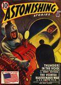 Astonishing Stories (1940-1943 Fictioneers) Pulp Vol. 4 #1