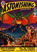 Astonishing Stories (1940-1943 Fictioneers) Pulp Vol. 4 #2