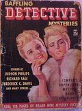 Baffling Detective Mysteries (1943 BM) Vol. 1 #2