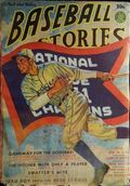 Baseball Stories (1938-1954 Fiction House) Pulp Vol. 1 #7
