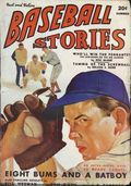 Baseball Stories (1938-1954 Fiction House) Pulp Vol. 1 #12