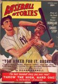 Baseball Stories (1938-1954 Fiction House) Pulp Vol. 2 #9