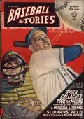 Baseball Stories (1938-1954 Fiction House) Pulp Vol. 3 #1