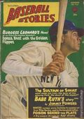 Baseball Stories (1938-1954 Fiction House) Pulp Vol. 3 #2