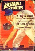 Baseball Stories (1938-1954 Fiction House) Pulp Vol. 3 #5