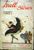 Droll Stories (1923-1927 C.H. Young Publishing) Pulp Vol. 4 #3