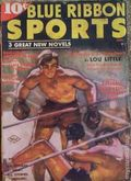 Blue Ribbon Sports (1937-1940 Columbia Publications) Pulp Vol. 1 #2