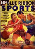 Blue Ribbon Sports (1937-1940 Columbia Publications) Pulp Vol. 1 #3