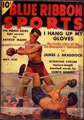 Blue Ribbon Sports (1937-1940 Columbia Publications) Pulp Vol. 1 #4