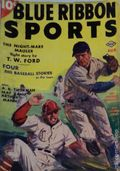 Blue Ribbon Sports (1937-1940 Columbia Publications) Pulp Vol. 1 #5