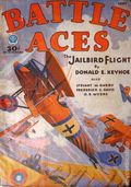 Battle Aces (1930-1932 Popular Publications) Pulp Vol. 3 #4