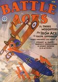 Battle Aces (1930-1932 Popular Publications) Pulp Vol. 5 #1